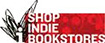 Shop from independent bookstores